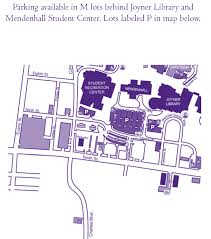 Ecu Campus Map Society Of North Carolina Archivists Page 2