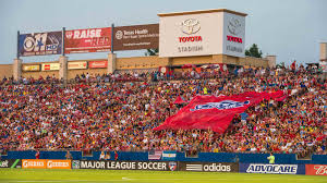 Fc Dallas Stadium Map by Toyota Stadium Capacity To Be Reduced For 2016 And 2017 Seasons