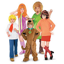 Scooby Doo Gang Halloween Costumes Halloween Costumes Family Orlando Family Magazine