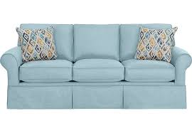 Sofa Beds Portland Oregon Provincetown Sky Sleeper Sofa Sleeper Sofas Blue