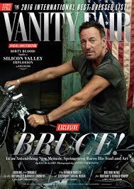 vanity fair author cover story the book of bruce springsteen vanity fair