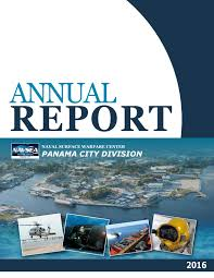 nswc pcd 2016 annual report by nswc panama city division issuu