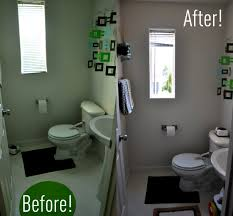 Cheap Bathroom Makeover Ideas Cheap Bathroom Makeover Photo 7 Design Your Home