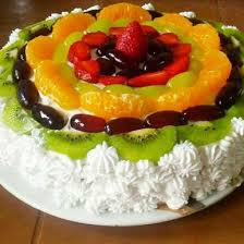 cake how to eggless fresh fruit cake recipe how to make eggless fresh