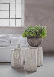 Tree Trunk Table Stylish Interiors With Tree Trunk Tables That Look Surprisingly