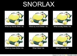Snorlax Meme - has anyone off topic gothic wars