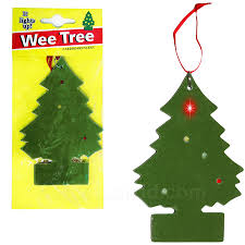 ideas air freshener tree wee twinkly car curbly