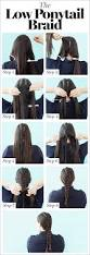 easy steps for hairstyles for medium length hair how to braid hair 8 cute diy hairstyles for every hair type glamour