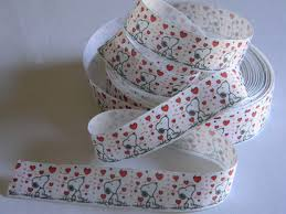 snoopy ribbon snoopy ribbon grosgrain 5 yards of 1 white ribbon with snoopy the