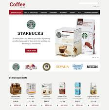coffee shop virtuemart website templates u0026 themes free u0026 premium