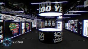 nhl centennial fan arena nhl centennial fan arena arizona coyotes youtube