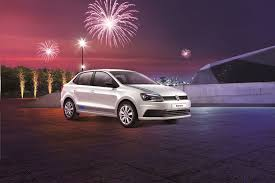 volkswagen purple volkswagen launches special edition variants of vento ameo and polo