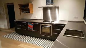 plan de travail inox cuisine professionnel plan de travail inox cuisine professionnel plan de travail cuisine