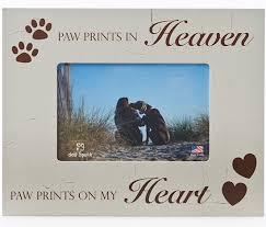 dog condolences pet memorial frames