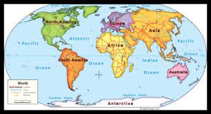 world politic map smart exchange usa world political map