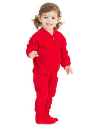 bright infant fleece footed pjs infant pajamas one