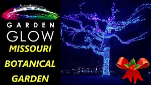 St Louis Botanical Garden Events Garden Glow Missouri Botanical Garden Event St