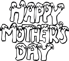 mother u0027s day coloring pages holidays and observances