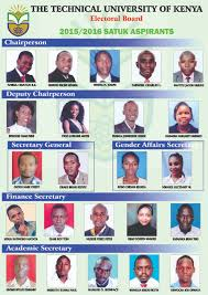 tu k events and notices the technical university of kenya