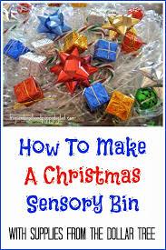 sensory bin easy diy from the dollar tree fspdt
