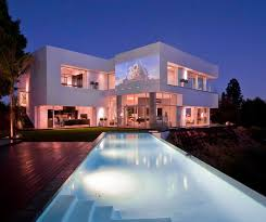 luxury house plans with pools custom luxury home designs in california design by marc canadell