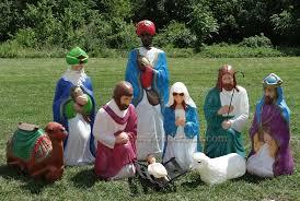 outdoor nativity size outdoor nativity no wisemen yonder