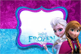Conhecido Kit Digital Completo Frozen Roxo e Azul #JP29