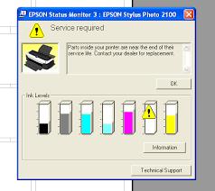 resetter epson l120 error communication printer reset adjustment program