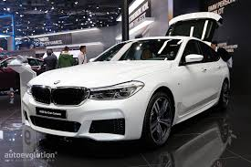 the bmw 6 series gran turismo shows m sport package is a clear