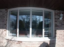 bow windows homecastle windows and doors london ontario 4 panel bow windows with exterior colour and internal grills