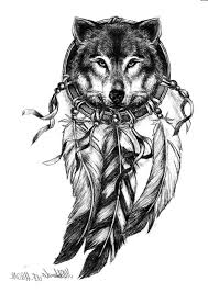 wolf designs images for tatouage