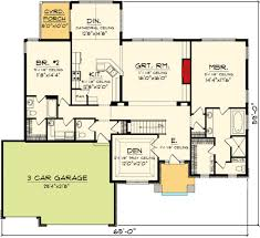 open concept home plans one floor house plans with open concept adhome