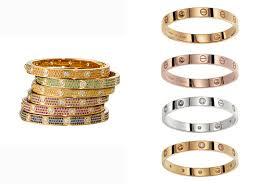 bracelet love price images White cartier love bracelet replica price popular best imitation jpg