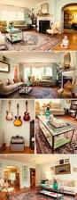 Vintage Living Room by Best 25 Funky Living Rooms Ideas On Pinterest Eclectic Spot