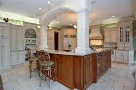 kitchen island with columns free standing kitchen island with columns ramuzi kitchen