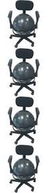 equipment parts and accessories 179001 cando ball office chair