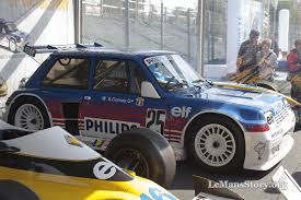 renault r5 turbo world series by renault french sports cars history and development