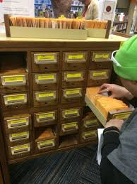 Library Catalog Cabinet While Some States Yank Seed Libraries Out By Roots Wyoming U0027s Are