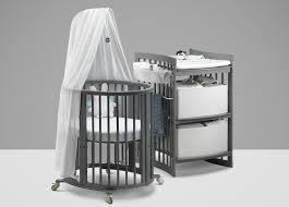 Stokke Mini Crib Stokke Sleepi Mini Crib Grey