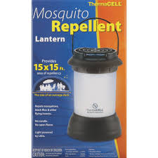 thermacell backyard mosquito repellent lamp mr9sb do it best