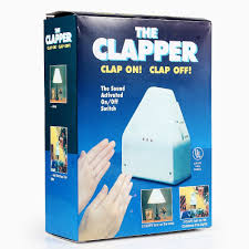 how to install clap on lights ciamlir the clapper sound activated switch on off hand clap