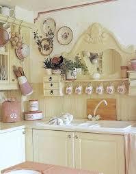 vintage shabby chic kitchen beautiful shabby chic kitchen