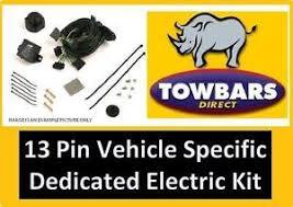 towbar 13 pin wiring kit bmw 5 series e60 e61 03 u003e10 vehicle