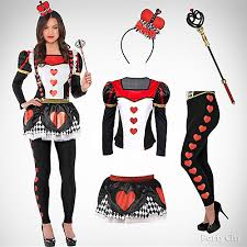 Halloween Costumes Girls Party Women U0027s Red Queen Costume Idea Women U0027s Halloween Costume