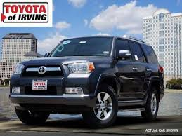 toyota on sale 2013 toyota 4runner for sale in irving toyota of irving