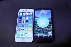 android speed test nexus 5 android 6 0 marshmallow vs iphone 6 ios 9 1 speed test