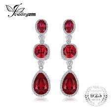 ruby drop earrings online get cheap ruby drop earrings aliexpress alibaba