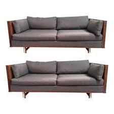 Vintage  Used MidCentury Modern Standard Sofas Chairish - Sofa mid century modern