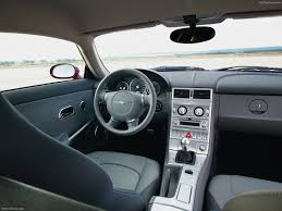how does r cars feel about the chrysler crossfire cars