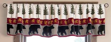 Adirondack Shower Curtain by Rustic Curtains Cabin Window Treatments